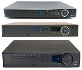 "Network Video Recorder (NVR) - ""Built-in"" or Dedicated Network Switch"