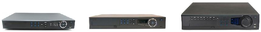 DVR, NVR, and Hybrid Comparison