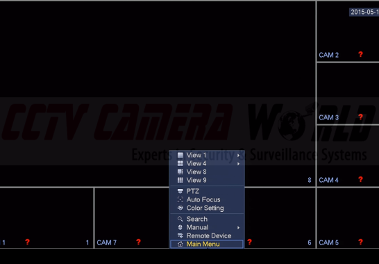 How to Enable Audio Recording and Streaming on your DVR / CCTV