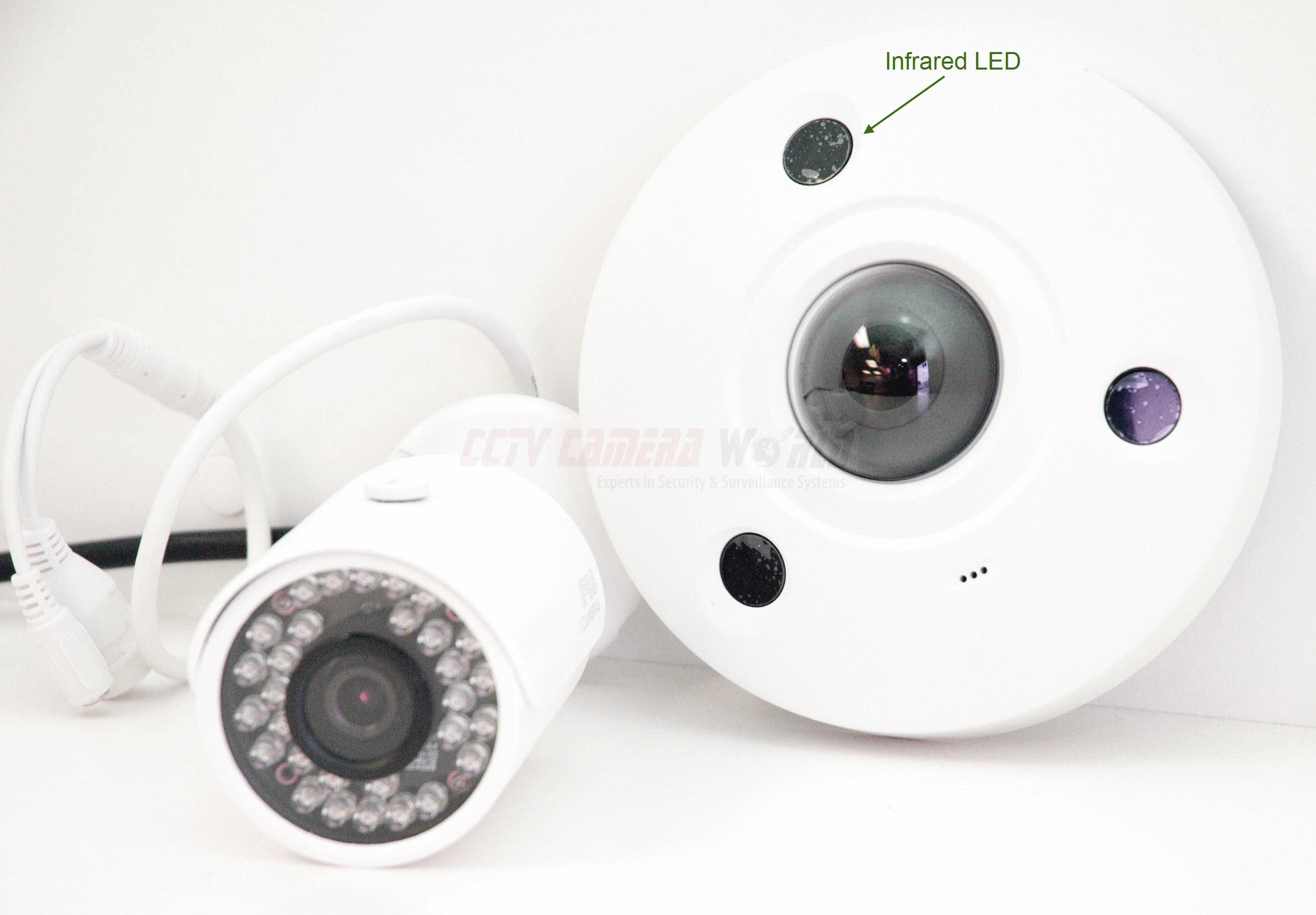 4K Fisheye Dome IP Camera Dahua IPC-EBW81200 / CCTV Camera ...
