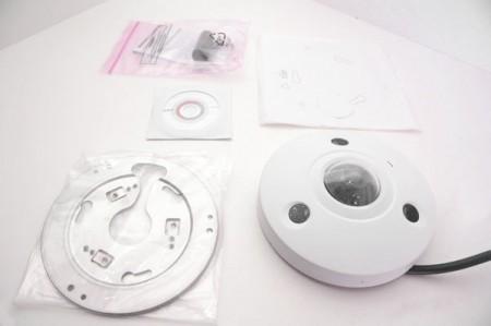 4K Fisheye IP Camera Packaging