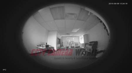 Night vision 4K image sample from IPC-EBW81200
