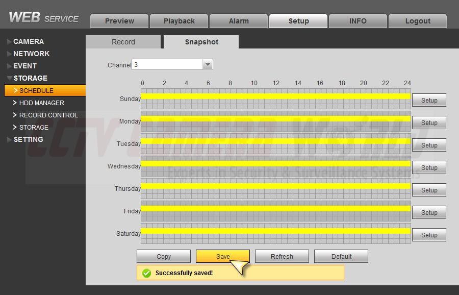 Security DVR and NVR Email Alert Setup Guide / CCTV Camera World