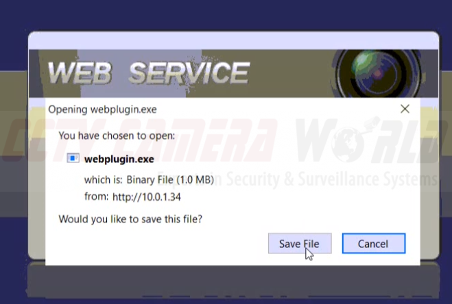 Using Firefox With Your Network Security Cameras and Systems