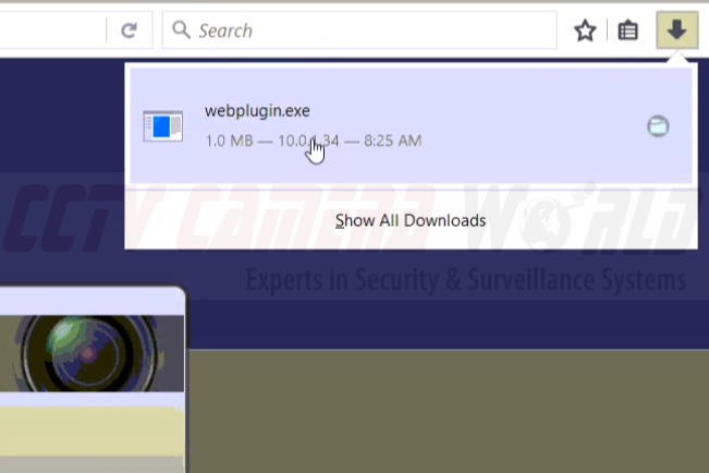 Using Firefox With Your Network Security Cameras and Systems / CCTV
