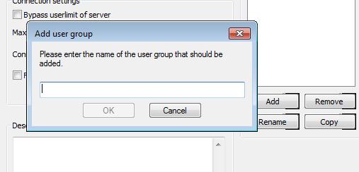 server-addgroup