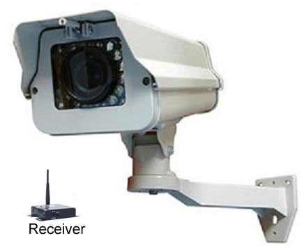 5 8ghz Wireless Security Camera 1000tvl