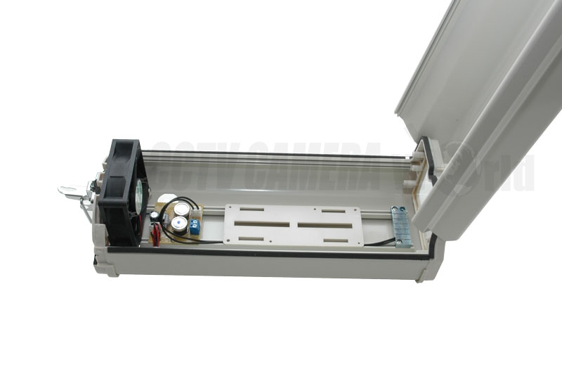 Heater Blower Security Camera Enclosure