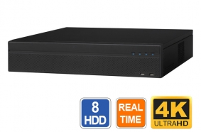 32 Channel 4K NVR H.265