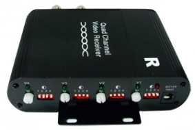 4 Channel Active Balun Receiver