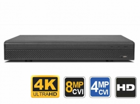 16 Channel DVR 4K, 2SATA
