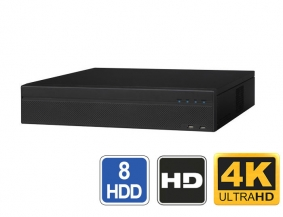 64 Channel 4K NVR H.265