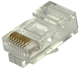 RJ45 Crimp Connector