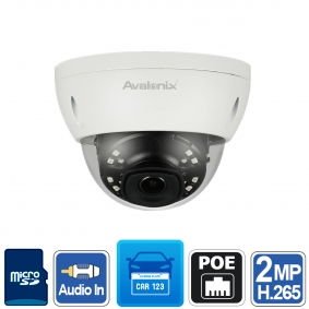 High Frame Rate 1080P Network Camera