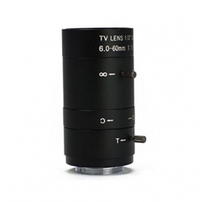 6 - 60mm Varifocal Lens