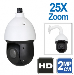 1080P HD Night Vision PTZ 25X Zoom