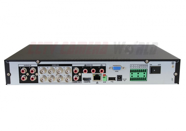8 Channel Dvr 8 Audio