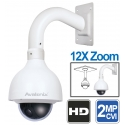 2MP HDCVI Outdoor PTZ Camera 12X Zoom