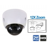 2MP HD-CVI Mini PTZ Camera 12X Zoom 1080P