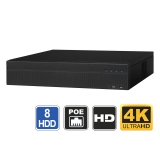 32 Channel 4K NVR with 16PoE