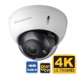 4K Vandal Proof Dome Security Camera HDCVI