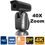 4K Ultimate Long Range Night Vision PTZ Camera