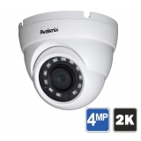 4MP 2K Dome Security Camera