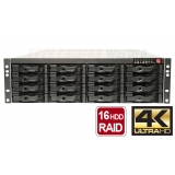 64 Channel Hot Swap H.264 NVR with Hot Swap Raid