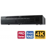 64 Channel Hot Swap NVR, ONVIF, Pro Series