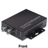 Front of HDCVI HDTVI BNC to HDMI video converter