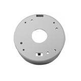 Junction Box for Security Cameras, White