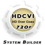 Custom 720P HD-CVI System