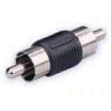 RCA Male to RCA Male Adapter