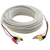 150ft Siamese Cable, White