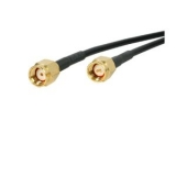 Antenna Patch Cable, SMA Male RP to SMA Male SP