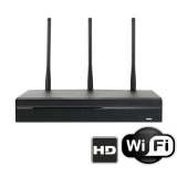 Wireless NVR, 4 Channel