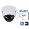 1080P 12X Mini PTZ HD Camera, Outdoor, Indoor