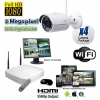 4 Camera Wireless Security Camera System