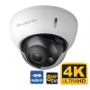 4K Vandal Resistant Dome Security Camera