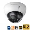 Vandal Proof 4K Dome Camera with 4X Zoom