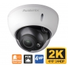 2K Vandal Resistant Motorized Dome Camera