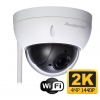 WiFi Wireless 2K PTZ Camera, 4X Zoom
