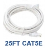 25ft CAT5e Cable