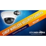Wireless Dome IP Camera 3MP