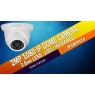 2MP 1080P Dome IP Camera Video Sample, IP2MPD36