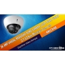 2K 4MP Vandal Resistant Dome Camera 100ft Night Vision, Item 4MCD48, Daytime Video Sample
