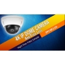 4K IP Camera Dome, IPC4K11D, Night Time Video Sample