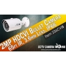 2MP HDCVI Bullet Camera with Infrared
