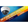 Video Sample of 4MP IP Dome Camera with Motorized Zoom IP4DEMZ