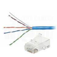 Network Cable for use with IP security cameras